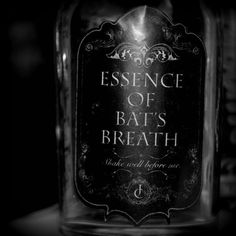 essence of bat's breath