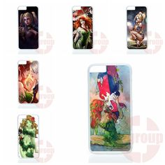 Poison Ivy and Harley Quinn For Samsung Galaxy J1 J2 J3 J5 J7 2016 Core 2 S Win Xcover Trend Duos Grand Phone Case Skin Cover Price: USD 4.95 | UnitedStates