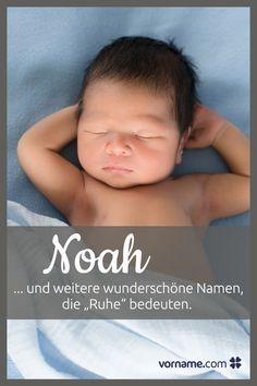 Gib Deinem Baby einen Namen der Ruhe bedeutet... hier findest Du eine Auswahl schöner Namen und erfährst, woher sie stammen.