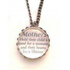 Mother's Day Pendant made by Momatuvi in #Norfolk - £9.95