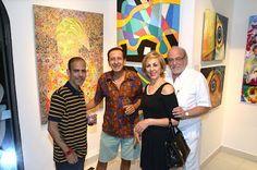 ♥ Galeria de Nova York recebeu Artistas Renomados no Vernissage da Exposição METAMORPHOSIS em SP ♥  http://paulabarrozo.blogspot.com.br/2017/02/galeria-de-nova-york-recebeu-artistas.html