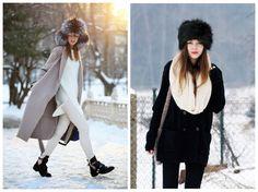 зимнее пальто с шапкой - Поиск в Google