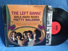 RARE Vintage The Left Banke  Walk Away Renee by sweetleafvinyl