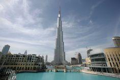 La construcción de este impresionante rascacielos de 828 metros de altura comenzó en septiembre de 2004 y finalizó el 4 de enero de 2010.