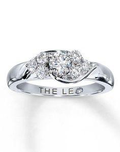 Leo Wedding Band 1 4 Ct Tw Diamonds 14k White Gold Pinterest Diamond And Weddings