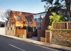 Kew House par Piercy & Company - Journal du Design
