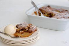 Rutger bakt wat jij wilt: Peach cobbler