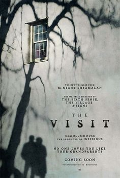 Check out the trailer, stills and information for upcoming horror The Visit. This looks so scary!!!!