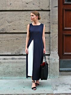 Get this look: http://lb.nu/look/7676314  More looks by Angharad Jones: http://lb.nu/user/1555461-Angharad-J  Items in this look:  House Of Sunny  Tunic, Warehouse Culottes, Zara Bag, Clarks Shoes   #tunic #culottes #layers #copenhagenfashionweek #simple #minimalist