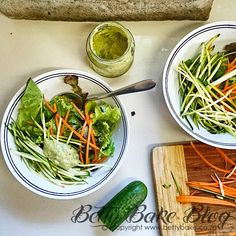So easy to make at home  - I can't believe I didn't make it sooner! GREEN GODDESS DRESSING RECIPE
