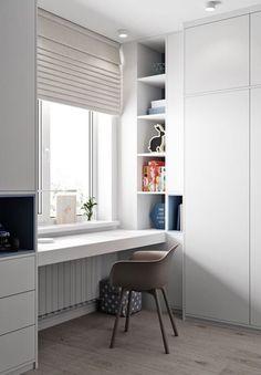 Kids Room Design, Home Room Design, Home Office Design, Home Office Decor, Home Interior Design, Home Decor, Small Room Bedroom, Kids Bedroom, Bedroom Decor