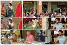 SOCIAIS CULTURAIS E ETC.  BOANERGES GONÇALVES: Almoço no O Mineiro no Shopping Jaraguá Indaiatuba...