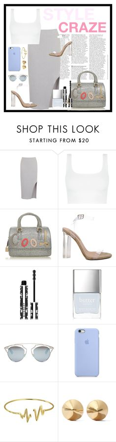 """Untitled #216"" by reamaboucharaf ❤ liked on Polyvore featuring Furla, YEEZY Season 2, Givenchy, Butter London, Christian Dior, Bling Jewelry and Eddie Borgo"