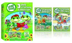 Groupon - LeapFrog Learning DVD Sets in [missing {{location}} value]. Groupon deal price: $14.99