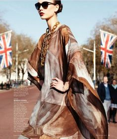 Neiman Marcus Spring/Summer 2012 in London by Walter Chin for The Book
