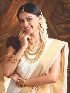 Wedding jewellery...simple n traditional