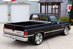 1985 Chevrolet Rear bumper looks custom 1985 Chevy Truck, Chevy Trucks For Sale, C10 Trucks, Classic Chevy Trucks, Chevy C10, Chevrolet Trucks, Pickup Trucks, Pontiac, Shop Truck