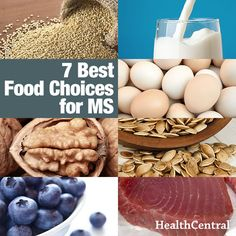 In the article below, learn about the 7 main foods that can have a positive impact on multiple sclerosis symptoms ➜  http://www.healthcentral.com/multiple-sclerosis/cf/slideshows/7-best-food-choices-ms?ap=2012