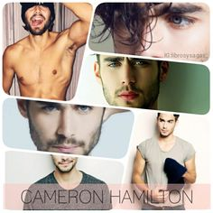 Cameron ~Wait For You by J. LYNN
