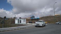 Tamaraceite: Abierta la primera oficina de venta de viviendas e...