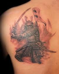 Image result for samurai warrior tattoo