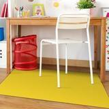 """Office Chair Mat Hard Floor - 30""""x48"""" BPA free, Odorless Desk Floor Mats"""