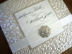 pebble wedding invitations - Google Search