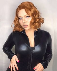 Scarlett Johansson Marvel, Marvel Avengers, Marvel Comics, Black Widow Scarlett, Marvel Cosplay, Marvel Cinematic Universe, Leather Jacket, Photo And Video, Instagram