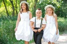 Adorable Ringbearers  Photos by Katie Corinne Photography