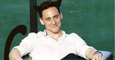 loki at comic con 2013 gifs | 190 things queenthesnake likes Explore more popular stuff on Tumblr ...