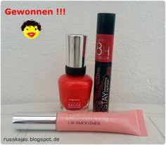 .Russkajas Beauty.: Gewonnen !! Beautyset von Beautyfreakbox