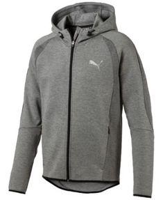 Puma Evostripe FZ Hoody Sweatshirt Mujer