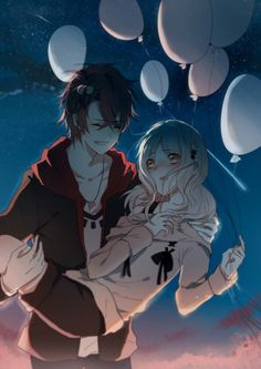 Yui and ayato Diabolik Lovers Ayato, Ayato Sakamaki, Anime Love Couple, Cute Anime Couples, Yui And Ayato, Vampire Love, Tokyo Mew Mew, Vampire Knight, Anime Life