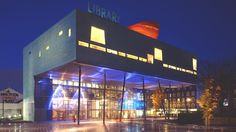 Peckham Library won Britain's most celebrated architectural award, the Stirling Prize, in November 2000.  The brief called for a building of architectural merit which would bring prestige to the borough and engender a sense of ownership and pride fo