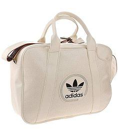 taška adidas Originals Airliner Perforated - Core White/Black