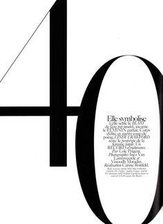 brand relevance • fashion typography