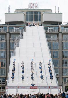 Opening van De Trap in Rotterdam