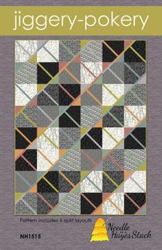 x - This new style bargello quilt intrigues the viewer with its colorful bands weaving and winding their way throughout the quilt. It uses 29 different colors and shades plus the black background. It is destined to be the masterpiece of your collection. Quilt Square Patterns, Square Quilt, Man Quilt, The Masterpiece, Scrappy Quilts, Bargello, Quilt Top, Quilting Designs, Black Backgrounds