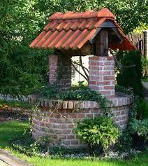 Znalezione obrazy dla zapytania murki w ogrodzie z cegły