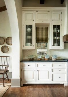 Custom Kitchen Cabinetry in South Carolina Lake Home