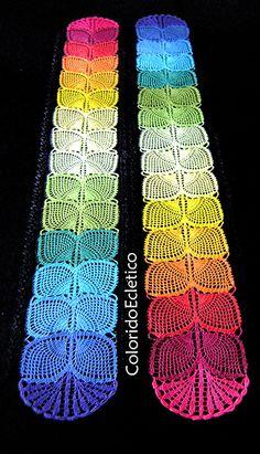 Swirl rainbow rug notapattern inspiration more – Artofit Crochet Art, Filet Crochet, Crochet Home, Thread Crochet, Love Crochet, Crochet Motif, Crochet Designs, Crochet Doilies, Crochet Stitches