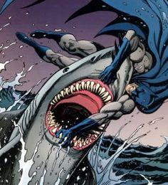 Batman Shark