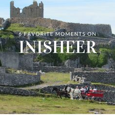 6 Favorite Moments on Inisheer