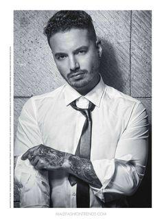 J Balvin para Esquire México por Omar Cruz