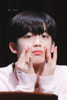 at Sangam Fansign - Kim Yohan cr. as tagged Quantum Leap, Love U Forever, Self Conscious, Best Memories, K Idols, My Boyfriend, Boy Groups, All About Time, Handsome