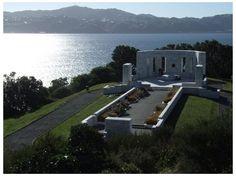 Massey Memorial, Wellington, New Zealand