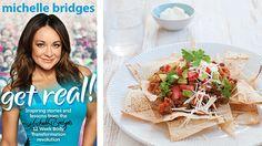 Michelle Bridges' Not so naughty nachos :: Woman's Day Magazine Mobile