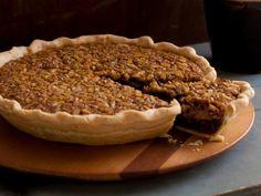 Chocolate Walnut Kentucky Pie