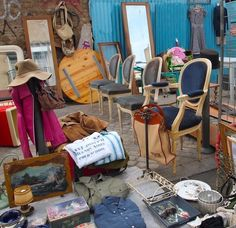There's just no place like the marché aux puces, aka the Paris flea markets, especially at Clignancourt, the largest Paris market and one of...