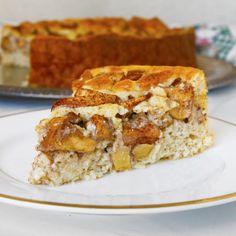 Healthy Cake, Healthy Baking, Healthy Desserts, Healthy Recipes, Healthy Food, Snack Hacks, Low Cholesterol Diet, Good Food, Yummy Food